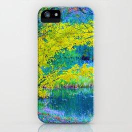 Lake Side Edge iPhone Case