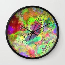 Chemical X Wall Clock