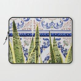 Moroccan Botany #society6 #decor #buyart Laptop Sleeve
