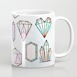 Crystal and Gemstones Vol 1 Coffee Mug