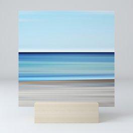 aqua - seascape no. 17 Mini Art Print