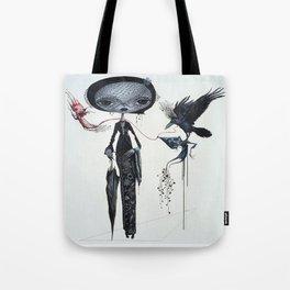 gothic kebaya Tote Bag