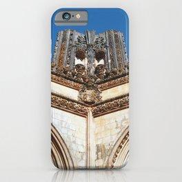Batalha monastery, Portugal (RR 191) Analog 6x6 odak Ektar 100 iPhone Case