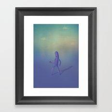 l o s c h e r m i t o r e Framed Art Print