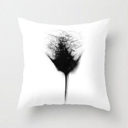 Sex Flower 2 Throw Pillow