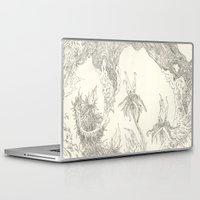 plants Laptop & iPad Skins featuring Plants by Andrew Ken Stewart