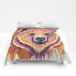 Mr. Grizzly Comforters