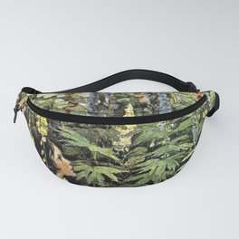 12,000pixel-500dpi - Jessie Willcox Smith - A Child's Garden Of Verses - Digital Remastered Edition Fanny Pack