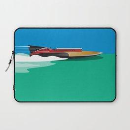 Liquid Sky Laptop Sleeve