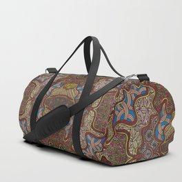 Texture Parade Duffle Bag
