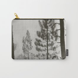 Foggy morning... Forest secrets Carry-All Pouch