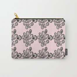 Soft pink ornament Carry-All Pouch