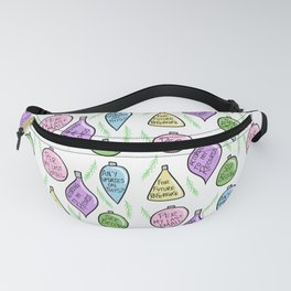 Christmas at Work Fanny Pack