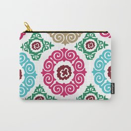 Pipa Suzani Carry-All Pouch