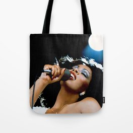 Donna Summer - Live and More Tote Bag