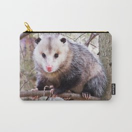 Possum in a Tree Carry-All Pouch