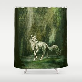 Finder Shower Curtain