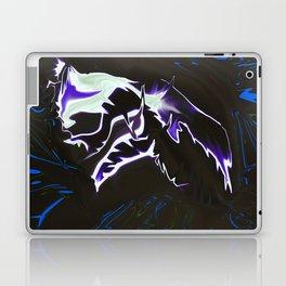 Star Trails liquifed Laptop & iPad Skin