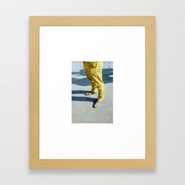 Real or Faux? Framed Art Print