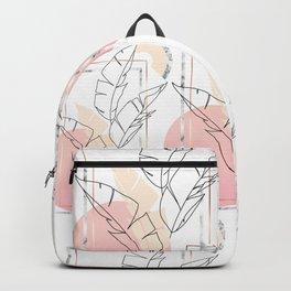 Tropical minimal Backpack