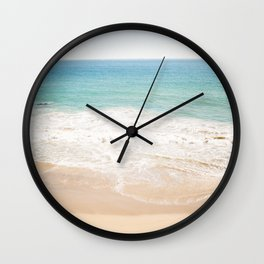 Malibu Dreaming Wall Clock