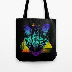 Rad Ocelot Tote Bag