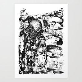 Untitled (168) Art Print