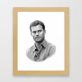 JD #1 Framed Art Print