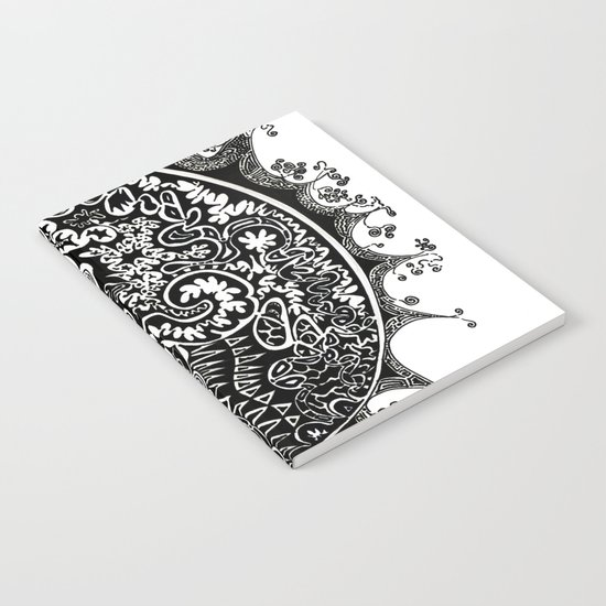 Dependent Existence / The Sun and The Moon Notebook