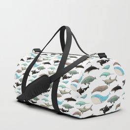 Marine animals Duffle Bag