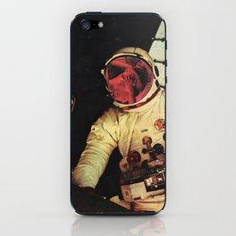 Asstronaut iPhone Skin