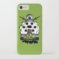 turtles iPhone & iPod Cases featuring Turtles by AWOwens