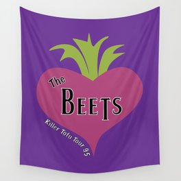 The Beets - Killer Tofu Tour '95 Wall Tapestry