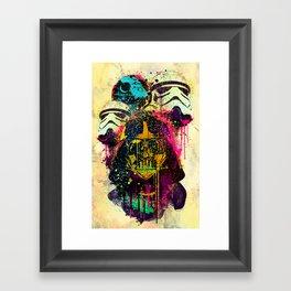 EMPIRE POP Framed Art Print