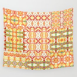 CALICO SUN QUILT Wall Tapestry