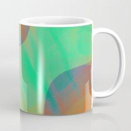 Multicolored abstract 2016 / 001 Coffee Mug