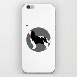 Cavalier King Charles Love iPhone Skin