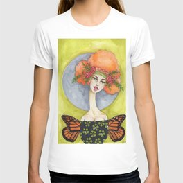 Jenny Manno Original Watercolor T-shirt