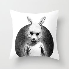 ONE MORE THING BEFORE I GO Throw Pillow