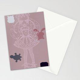 Mahou Shoujo Stationery Cards
