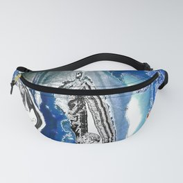 Cooling Off Fanny Pack