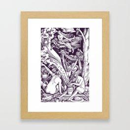 Sabbat Framed Art Print