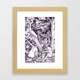Sabbat Framed Art Print