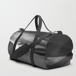 Human Dolphin connection Duffle Bag