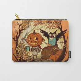 Fall Folklore Carry-All Pouch