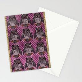 Owls for Owls sake Stationery Cards