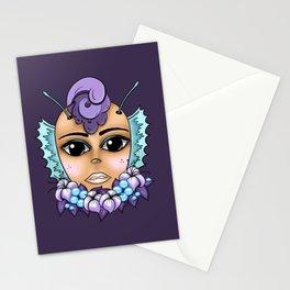 Mystique   Floral Stationery Cards