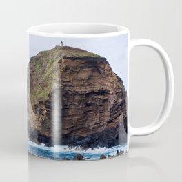 Porto Moniz, Madeira island, Portugal. Coffee Mug