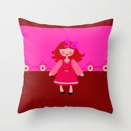 LuAnn Throw Pillow