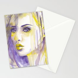 Inhibition Stationery Cards